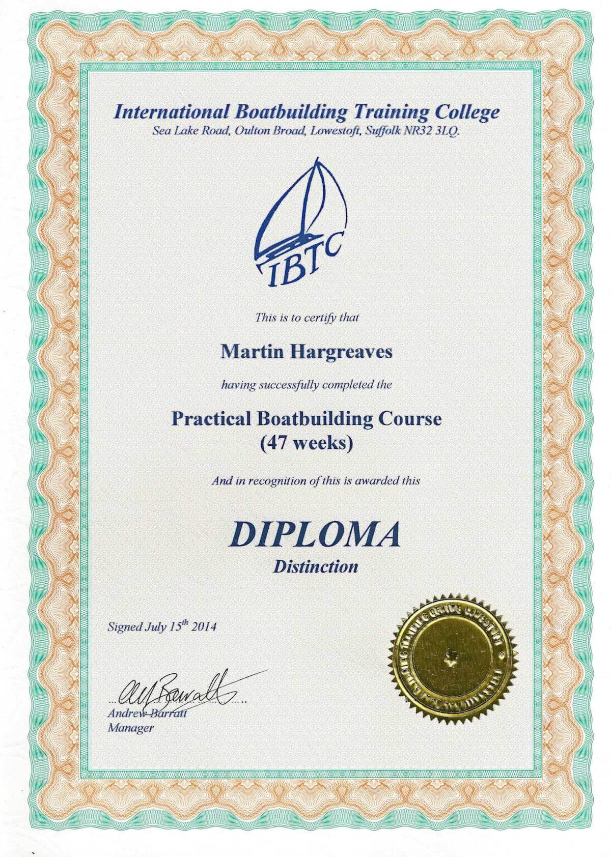 diploma st johns boats  webdiploma